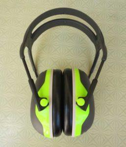 3m Peltor X4A Earmuffs