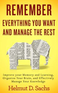 Remember Everything You Want and Manage the Rest Cover Large