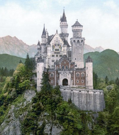 Memory-Palace-Neuschwanstein-Germany