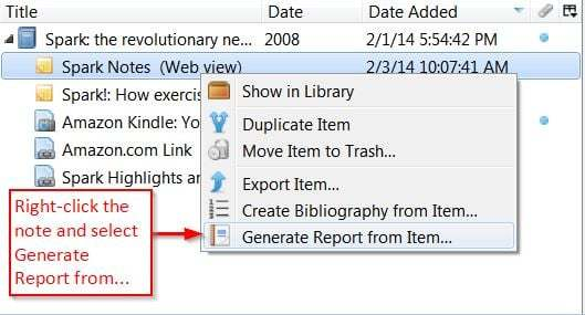 Zotero-Amazon-Kindle-OneNote-notes-report-link-03-20