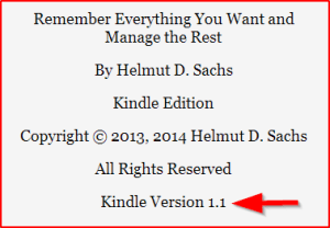 Remember Everything You Want and Manage the Rest Version-Image