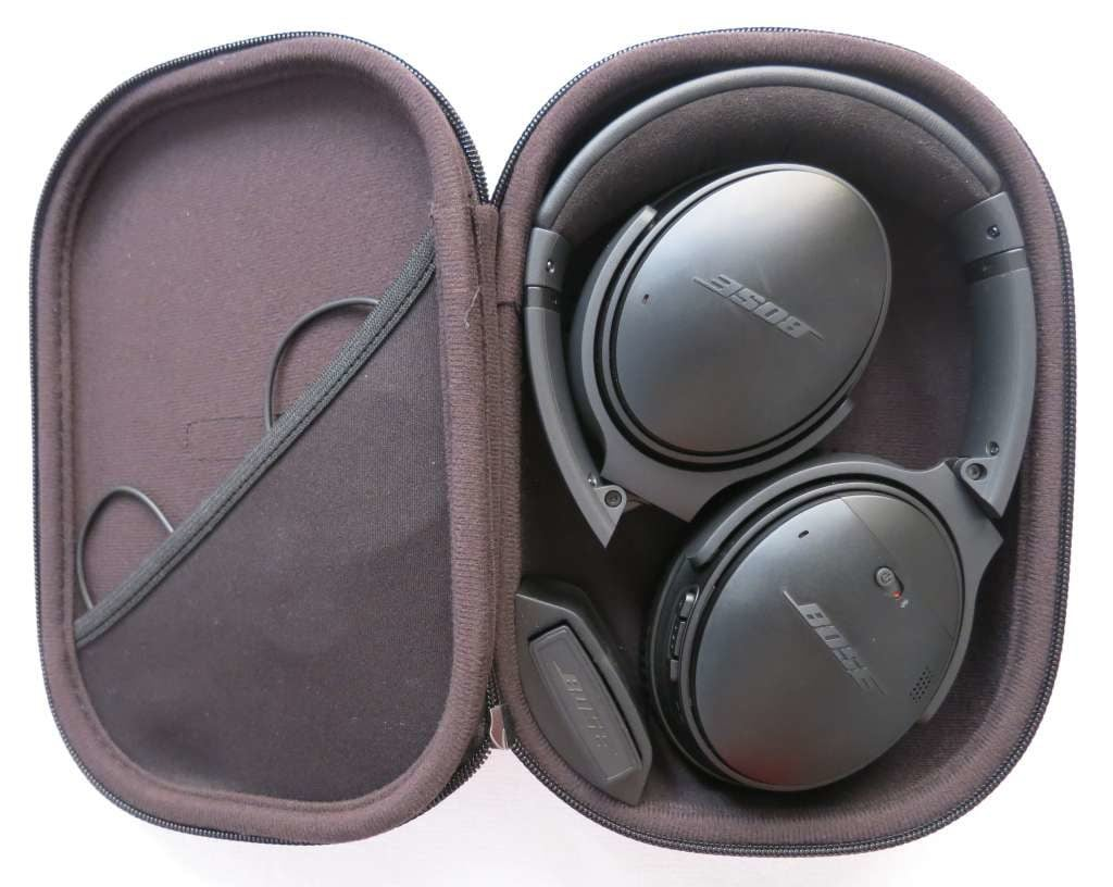 Bose QC35 Carrying Case
