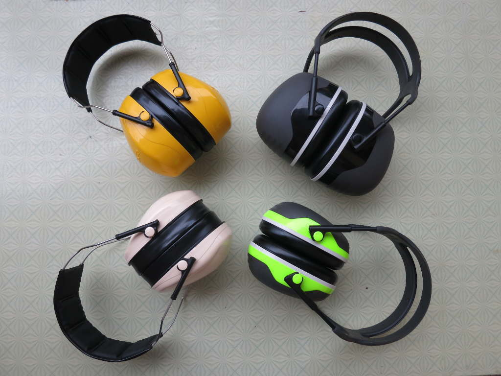 my top 6 noise blocking earmuffs review