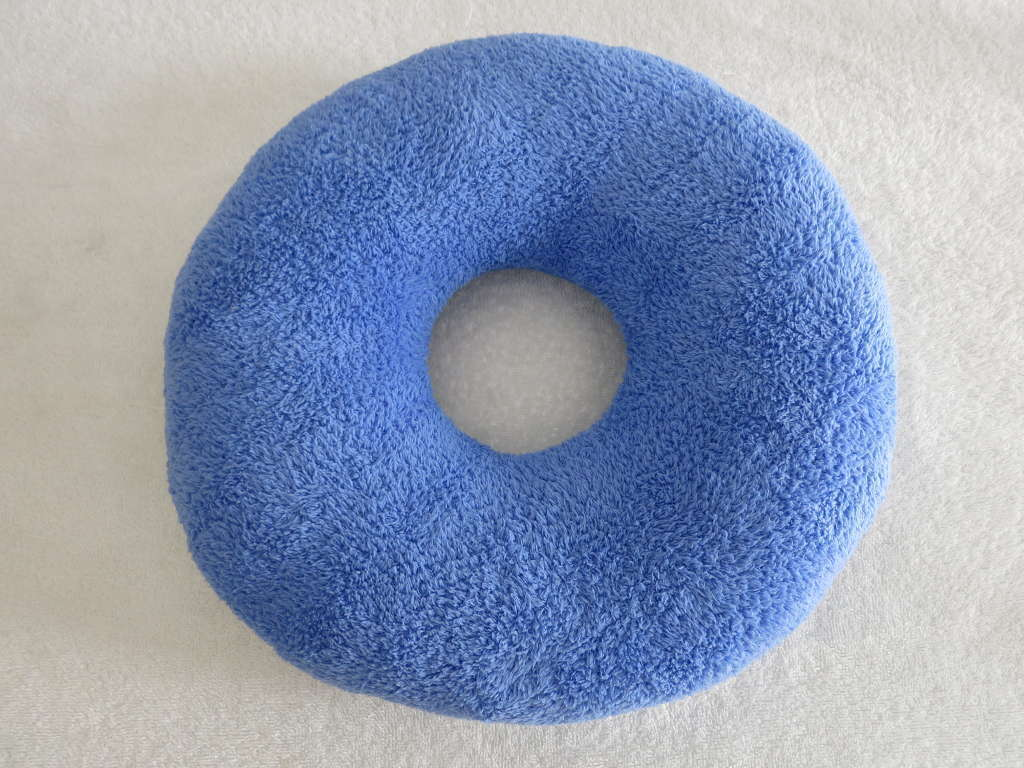 ring pillow for earmuffs